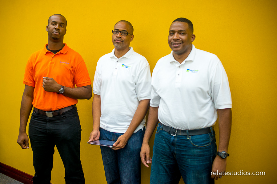 Digital Photography training at BrightPath TechLink Barbados: Juma Bannister