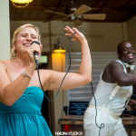 Wonderwall Wedding Karaoke Duet! (Noel & Vanessa's Wedding)
