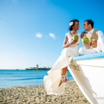 Munaluchi Bridal: Our Tobago Beach Style Wedding Shoot Featured!