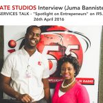 Relate Studios Interview (Juma Bannister) Spotlight on Entrepreneurs